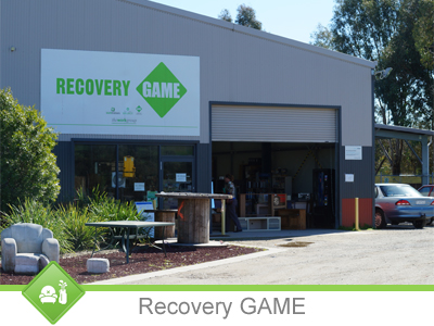 Recovery Game