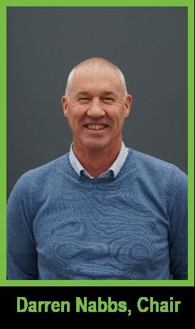 Darren Nabbs - Board Chairman